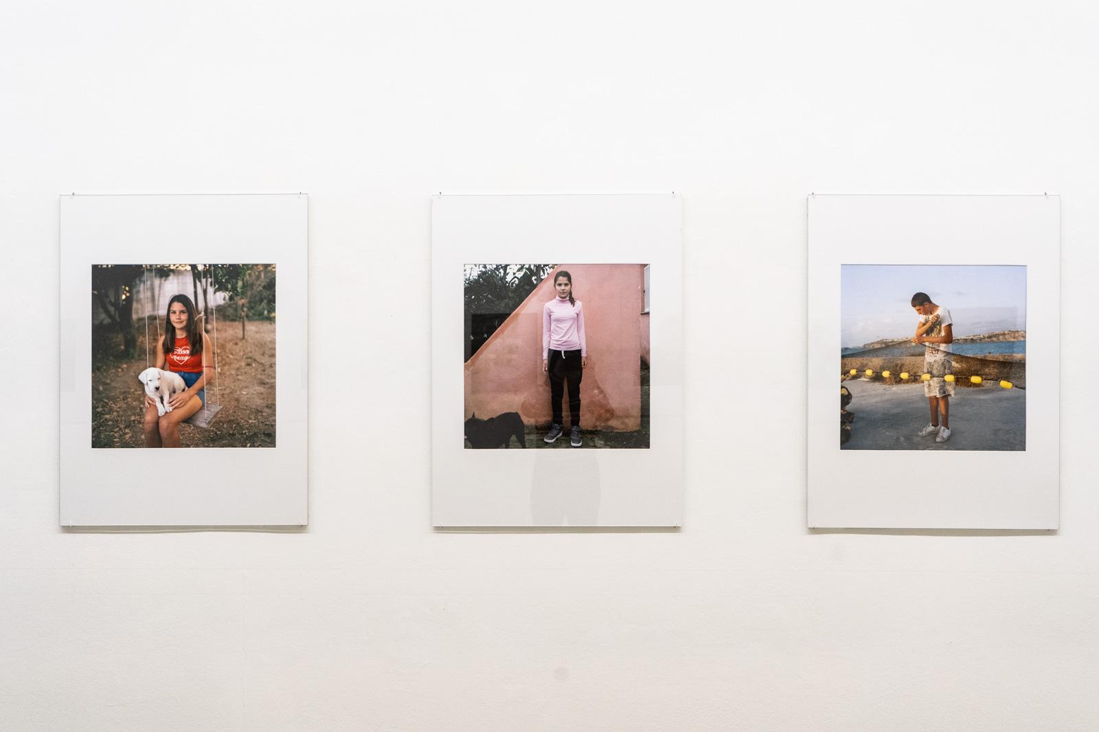 """Marta Giaccone, """"Ritorno all'isola di Arturo"""" - FOTOFORUM Galerie, Innsbruck, 2020"""