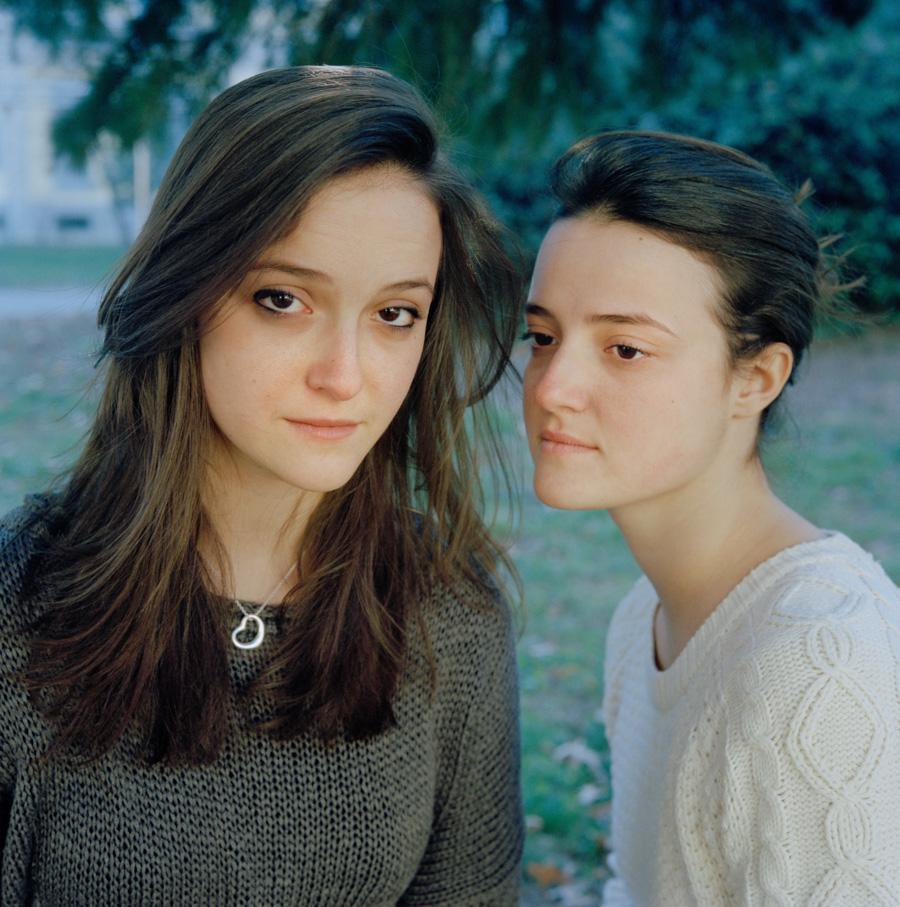 "Marta Giaccone, ""Gemini"": portraits of twins, 2011-present"