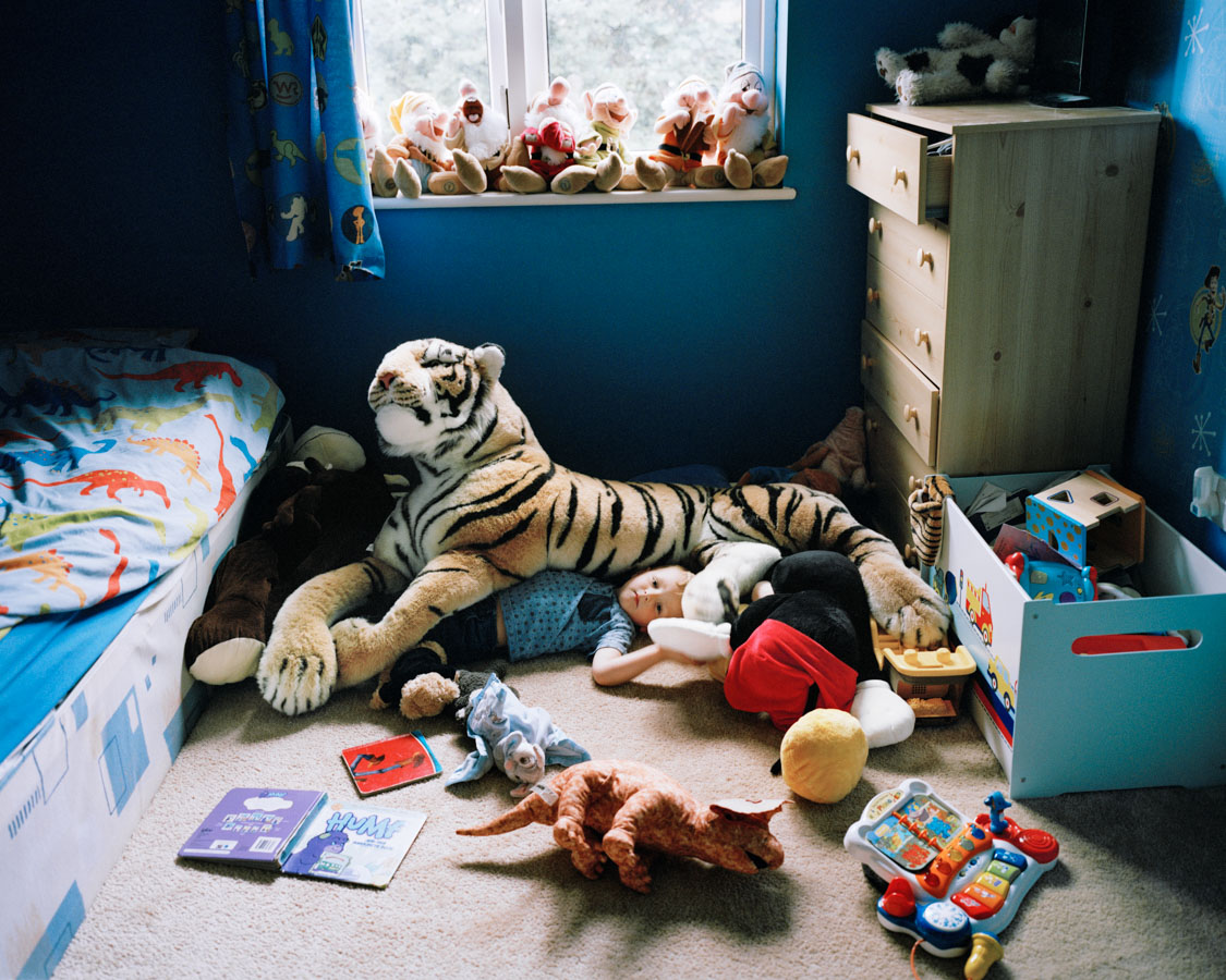 """Marta Giaccone, """"Be Still, My Heart"""", project on teen mothers in Wales, UK, 2014-present"""